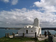 Huer's Hut in #Newquay, #Cornwall has been saved after a cash injection by #TVpresenter Philip Schofield