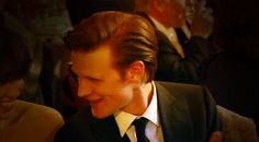 This gif makes me dizzy..and not in my typical Matt Smith way :)