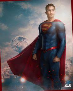 Serie Superman, Arte Do Superman, Clark Superman, Superman Suit, Superman Artwork, Superman Pictures, Superman Family, The Sims, Sims 4