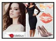 """Tidebuy.com 36."" by azraa91 ❤ liked on Polyvore"