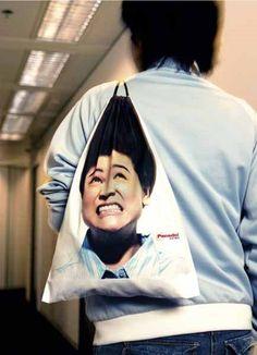 Panadol Shopping Bag