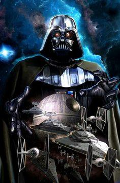 Star Wars by Greg Horn