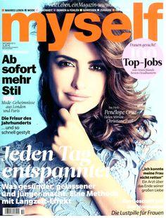 #Myself Germany, October 2013 #fashionmagazinecovers