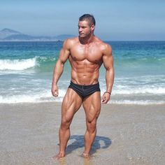 Tavi Castro  (at Praia de Ipanema - Posto 9)