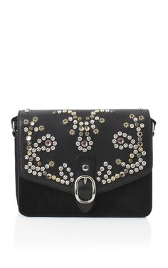 Black Lesly Elvis Bag by Isabel Marant for Preorder on Moda Operandi