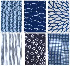Tenugui : Japanese Traditional Cloth - There's just a special kind of charm about traditional Japanese art