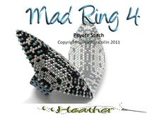 Step by Step Bead Weaving Pattern