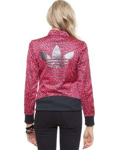 ADIDAS ORIGINALS 'Supergirl Track Top' Jacket
