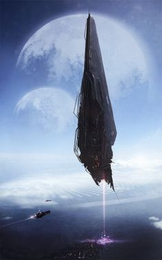 A Reaper on the attack  #MassEffect