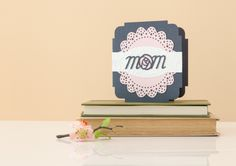 Mother's Day Doily Card. Make It Now in Cricut Design Space
