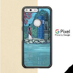 Tardis Mulan Google Pixel Case