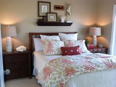 Bringing the Outdoors In - Coastal-Inspired Bedrooms on HGTV