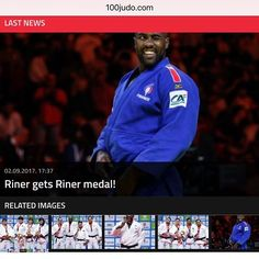 """""""Read more in article  #judo #100judo #judonation #judokas #tb #tbt #photooftheday #martialart #happy #love #fun #judotokyo2020 #tokyo2020 #olympicgames #worldchampionships #gold #medal #fight #judobudapest2017 #judoworlds2017"""" by @100judo. #capture #pictures #pic #exposure #photos #snapshot #picture #composition #pics #moment #focus #all_shots #color #foto #photograph #fotografia #photographyeveryday #photoart #ig_shutterbugs #photogram #photodaily #instaphotography #photographylovers #grow…"""