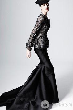 #kamzakrasou #sexi #love #jeans #clothes #dress #shoes #fashion #style #outfit #heels #bags #blouses #dress #dresses #dressup #trendy #tip #new #kiss Zac Posen - kolekcia BLACK - KAMzaKRÁSOU.sk