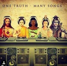One truth, many songs