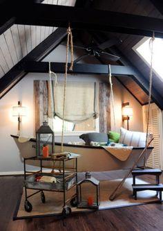 9 Cool Suspended Beds For A Kids Bedroom   Kidsomania
