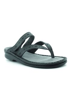 36dd75f6503380 Take a look at this Black Martina Slide by Propét on  zulily today! Black