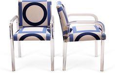One Kings Lane - Trove Decor - Lucite Chairs, Pair I $1799