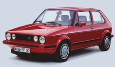 """82 VW GTI - Could be considered the first """"Hot Hatch / Pocket Rocket"""" in the U.S"""
