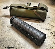 Griffin Armament M4SD Suppressor