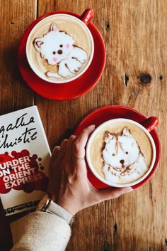 A Toronto cafe is creating the most adorable latte art
