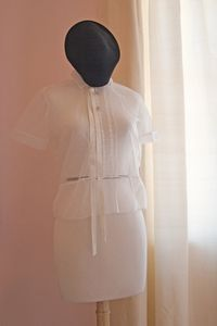 Easy DIY mannequin.  Finally a simple way to make a mannequin! I will use this to make a dog mannequin!
