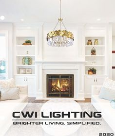 CWI LIGHTING Classic Lighting, Home Hardware, Formal Living Rooms, Living Room Lighting, Light Decorations, Light Fixtures, New Homes, House Renovations, Interior Design