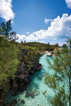 Bermuda's beautiful Admiralty House Park