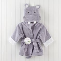 Hippo robe - Do they make these in adult sizes?