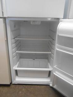 Appliance City - WHIRLPOOL 14 CUBIC FOOT REFRIGERATOR TOP FREEZER FROST FREE 2 ADJUSTABLE WIRE SHELVES 1 CRISPER DRAWER WITH GLASS COVER STORAGE IN DOOR DAIRY DOOR REVERSIBLE DOORS WHITE , $299.00 (http://www.appliancecity.info/whirlpool-14-cubic-foot-refrigerator-top-freezer-frost-free-2-adjustable-wire-shelves-1-crisper-drawer-with-glass-cover-storage-in-door-dairy-door-reversible-doors-white/)