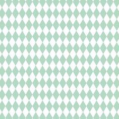 Geschenkpapier Harlekin mint - Casa di Falcone