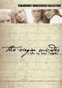 The Virgin Suicides / As Virgens Suicidas - Movie Poster