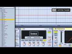 How to Create a Filtered Envelope Bass in Ableton Analog: Tutorial