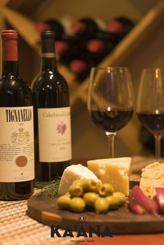 With great food comes great responsibility, which is why Ka'ana is proud to have the largest wine cellar in western Belize. Belize Resorts, Belize Vacations, Belize Travel, All Inclusive Packages, Wine Cheese, Wine Tasting, Fresh Fruit, Great Recipes, Food And Drink