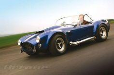 Shelby Cobra Super Snake drive
