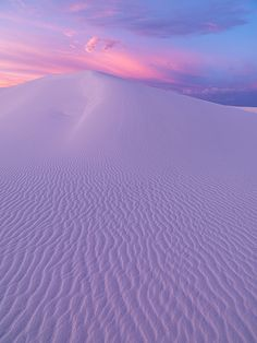 White Sands Morning, a remarkable National park in New Mexico. One of my favorite trips as a child.
