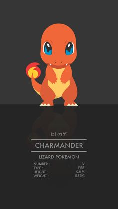 Charmander by WeaponIX.deviantart.com on @deviantART
