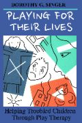 Playing for Their Lives: Helping Troubled Children Through Play Therapy - Free Psychotherapy Books. Chapter 1 - The Effect of a Parent's Death on a Child, 2 - The Child of Chemical Abusing Parents, 3 - A Case of Sexual Abuse, 4 - Attention Deficit & Hyperactivity, 5 - Divorce & Its Effects, 6 - Sibling Rivalry & Learning to Love