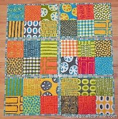 Charming Charm Pack Placemats