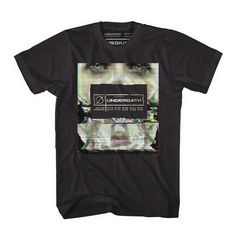 Week 3 'Broadcast' T-Shirt - Reserve | Underoath official storefront powered by Merchline