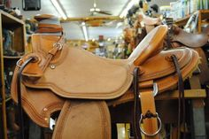 McCall Lady Wade Saddle for Sale - For more information click on the image or see ad # 35095 on www.RanchWorldAds.com
