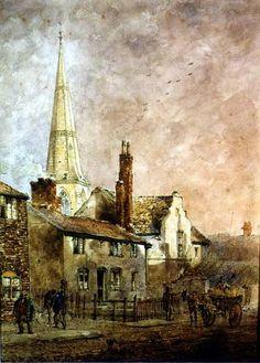 Image: William Gavin Herdman - Great Crosby Church