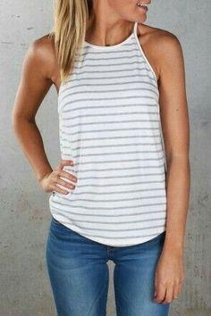 Sherosa Women s Casual Spaghetti Strap Floral Print Tank Tops Camis Shirt ( XL 796f7aef1a