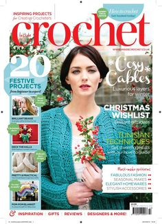 Inside Crochet magazine issue 47, see p.8 ;-)