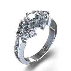This is my dream engagement ring <3