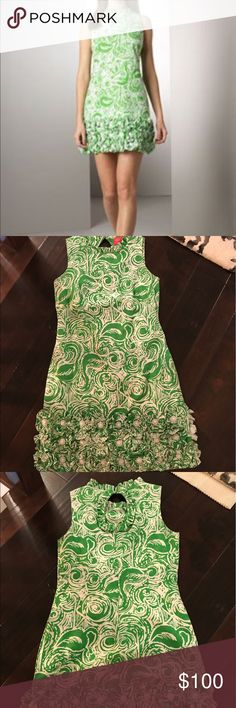Lilly Pulitzer Dress Lilly Pulitzer Jubilee collection. Size 0. Make me an offer!!!! Lilly Pulitzer Dresses Mini