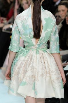 "mulberry-cookies: ""Elie Saab Haute Couture Spring 2013 (Details) """