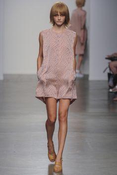 Sfilata A Détacher New York -  Collezioni Primavera Estate 2014 - Vogue