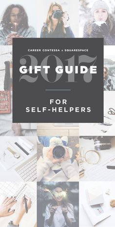 We love a candle- and soap-laden gift guide as much as the next person, but sometimes, the best gifts are the ones you'd least expect. Are You Happy, Are You The One, Finding A New Job, The Ultimate Gift, Best Careers, Spiritual Inspiration, Working Moms, Career Advice, Getting Organized