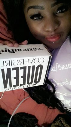 Influenster Covergirl Queen Collection Voxbox